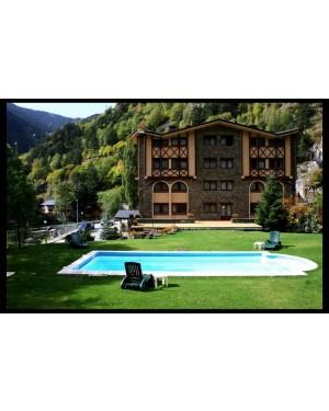 Arinsal in Andorra