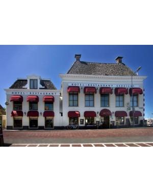 Harlingen in Niederlande