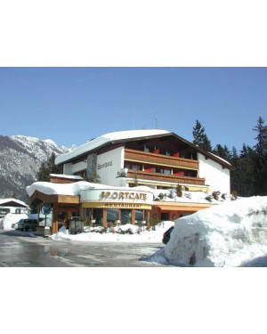 Leutasch-Weidach in Österreich