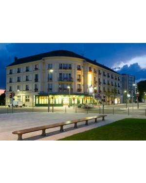 Chaumont in Frankreich