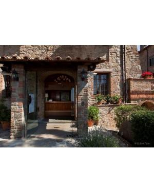 Castel Rigone in Italien